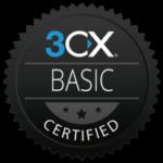 3CX Basic Certificate